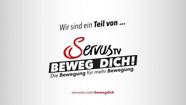 BewegDIch! mit Servus.TV